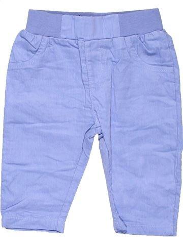 Trouser boy PEP&CO purple 3 months winter #10127_1