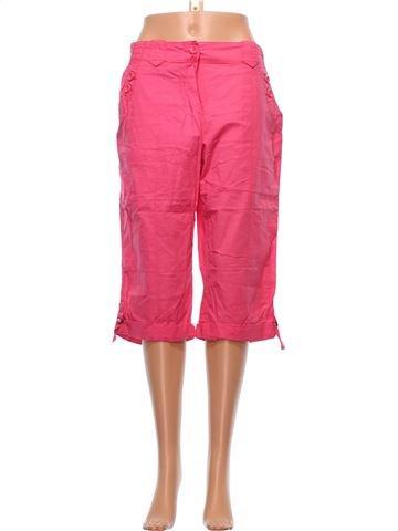 Cropped Trouser woman BERSHKA UK 10 (M) summer #10156_1