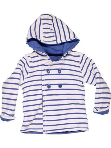 Coat girl GEORGE blue 18 months winter #10435_1