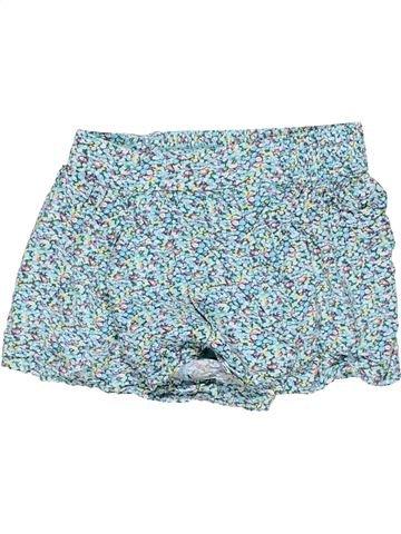 Pant skirt girl ZARA blue 6 years summer #11340_1