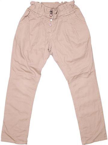 Trouser girl NEXT pink 8 years summer #1134_1
