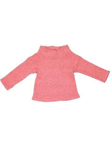 Jumper girl RIVER ISLAND pink 12 months winter #1166_1