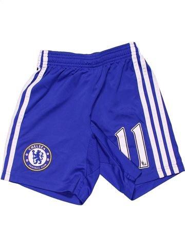 Sports short boy ADIDAS blue 8 years summer #11920_1