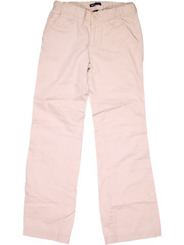Trouser boy GAP white 12 years summer #12228_1