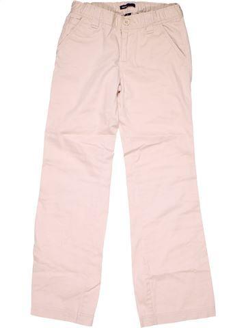 Trouser boy GAP white 12 years summer #12228_1