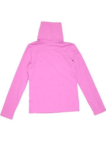 Long sleeve T-shirt girl ALIVE pink 10 years winter #12234_1