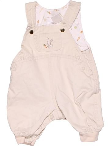 Short jumpsuit boy H&M white 1 month winter #12299_1