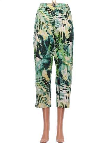 Cropped Trouser woman BONITA UK 16 (L) summer #12720_1