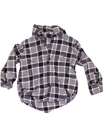 Long sleeve shirt unisex BABYGAP purple 2 years winter #12883_1