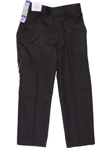 Trouser unisex SCHOOL LIFE black 4 years winter #12890_1