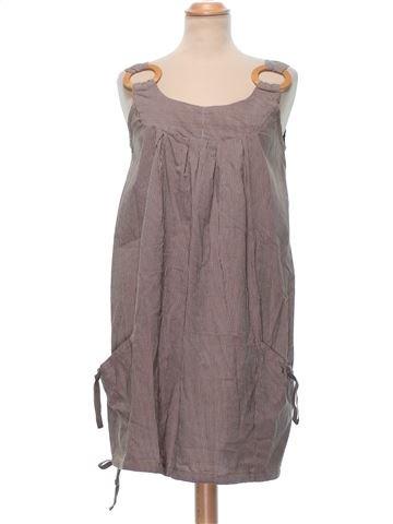Dress woman OKAY UK 8 (S) summer #12891_1