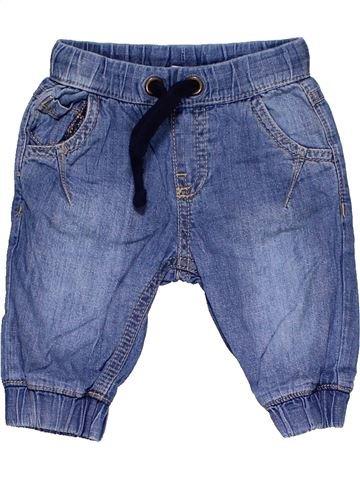 Jeans unisex F&F blue 3 months winter #12998_1
