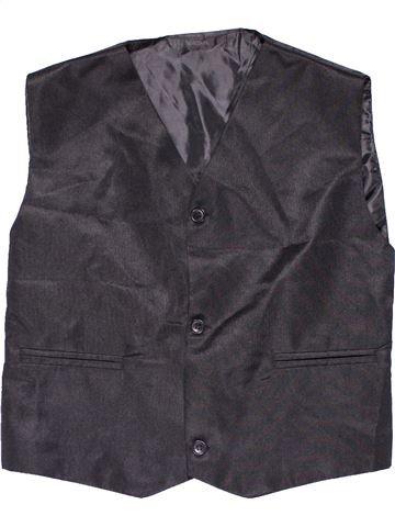 Vest boy NO BRAND gray 12 years summer #13457_1