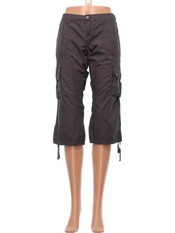 Cropped Trouser woman FISHBONE L summer #13770_1