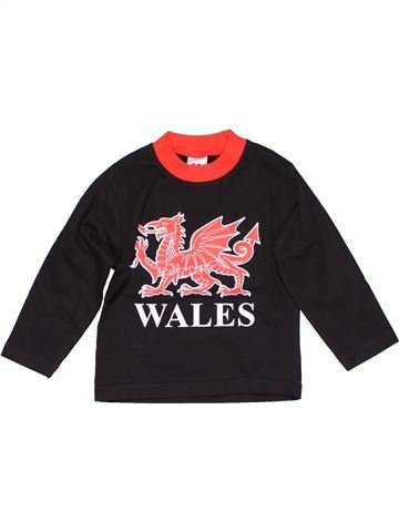1 piece Pyjama boy WALES pink 18 months winter #14166_1