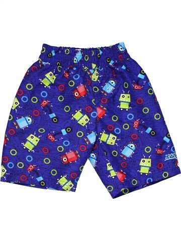 Swimsuit boy ZOGGS purple 5 years summer #14170_1