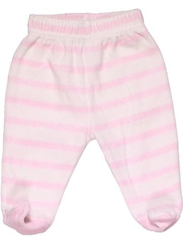 Trouser girl BABY CLUB pink 1 month winter #14279_1