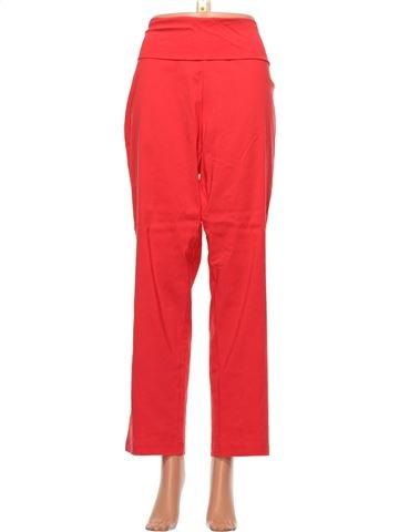 Cropped Trouser woman NO BRAND UK 18 (XL) summer #14401_1