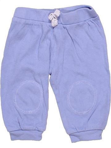 Leggings unisex PEP&CO purple 6 months winter #1459_1