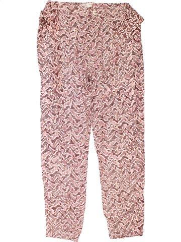 Trouser girl ZARA pink 14 years summer #14652_1