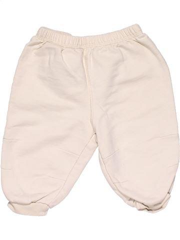 Trouser girl CHEROKEE white 6 months winter #14770_1