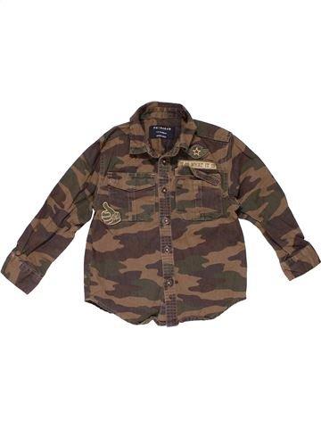Jacket boy PRIMARK brown 2 years winter #15161_1