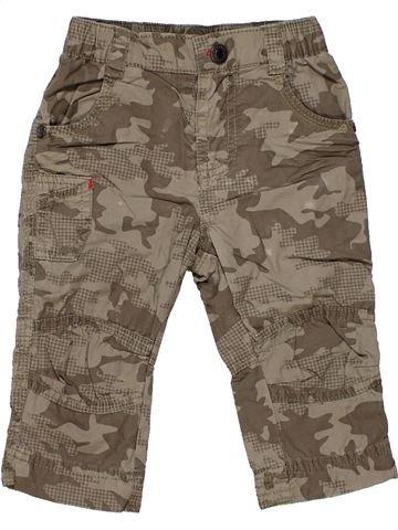Trouser unisex PRENATAL brown 6 months winter #1539_1