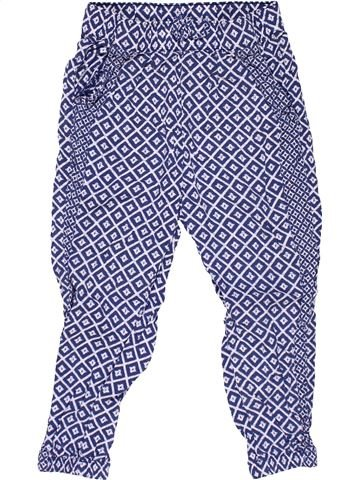 Trouser girl H&M blue 4 years summer #16586_1
