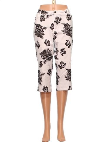Trouser woman LAURA TORELLI UK 20 (XL) summer #16718_1