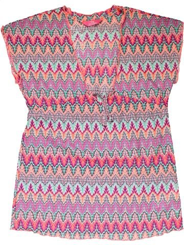 Tunic girl YD pink 9 years summer #16839_1