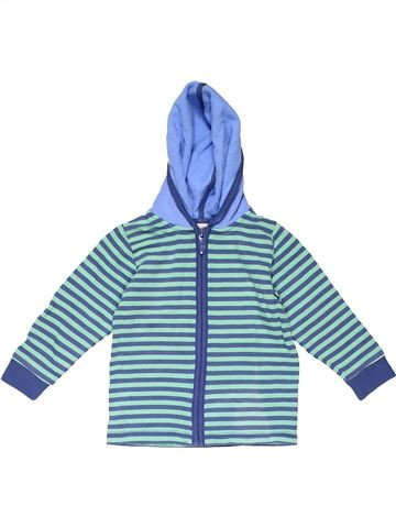 Sweatshirt boy KITE blue 2 years winter #16847_1