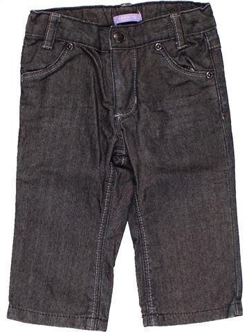 Jeans unisex HEMA gray 12 months summer #16848_1