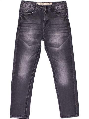 Jeans girl DENIM CO gray 9 years winter #16960_1