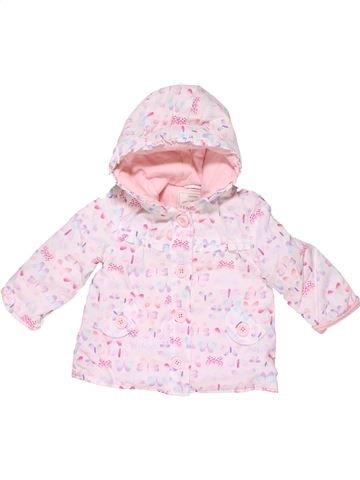 Jacket girl GEORGE pink 9 months winter #17042_1