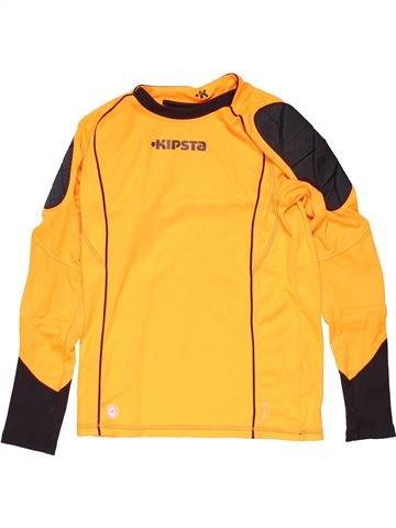 Sports jersey boy OXYLANE orange 12 years winter #17234_1