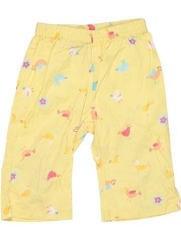 Trouser girl PUMPKIN PATCH orange 2 years summer #1748_1