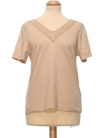 Short Sleeve Top woman DAMART UK 12 (M) summer #17708_1