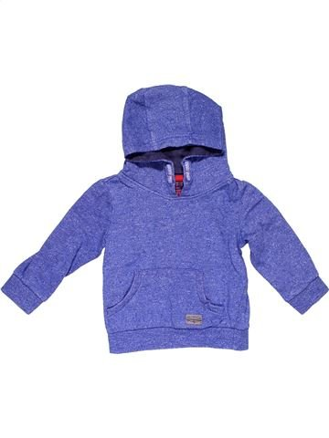 Sweatshirt boy F&F purple 2 years winter #17778_1