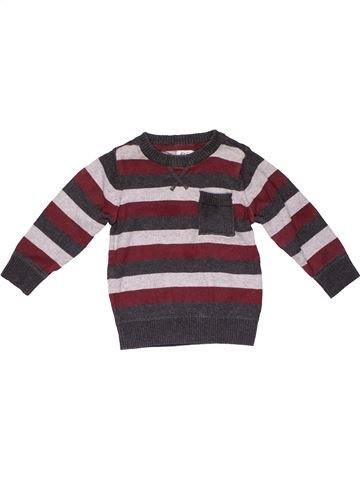 Jumper boy F&F white 2 years winter #17790_1