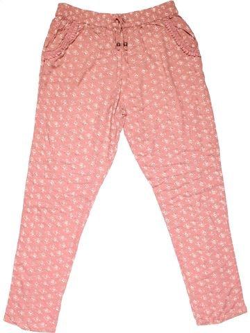 Harem pant girl NEXT pink 11 years summer #17852_1