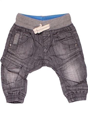 Trouser boy NEXT gray 6 months winter #17997_1