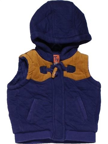 Vest boy TU blue 3 months winter #18144_1