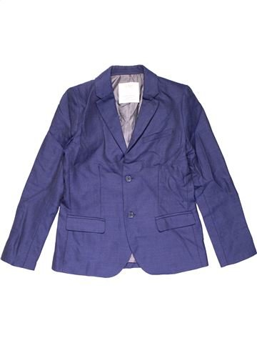 Blazer boy ZARA blue 10 years summer #18205_1