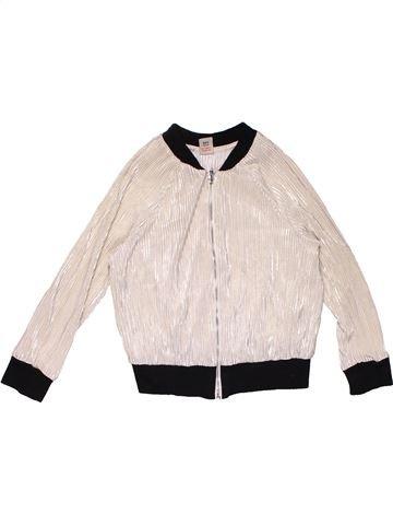 Jacket girl TU white 4 years winter #18445_1