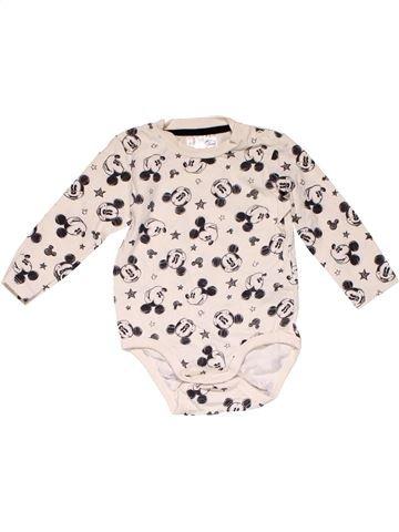 Long jumpsuit unisex H&M white 9 months winter #18466_1