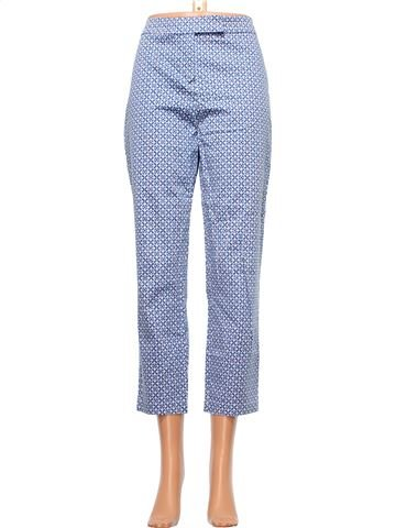Cropped Trouser woman MARKS & SPENCER UK 12 (M) summer #18563_1