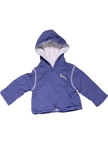 Jacket boy MATALAN purple 3 months winter #18597_1