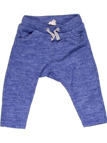 Trouser unisex RIVER ISLAND blue 9 months winter #18941_1