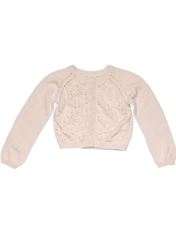 Jumper girl F&F BABY pink 2 years winter #19149_1