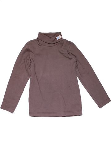 Turtleneck T-shirt girl ESPRIT purple 9 years winter #19177_1